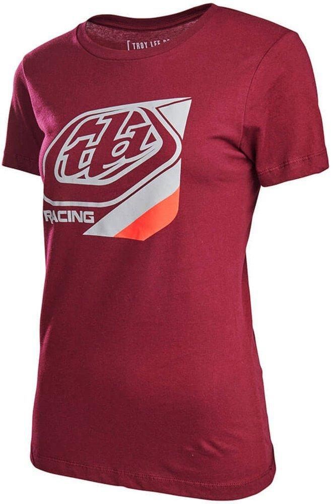 Troy lee designs womens precision cotton v neck for Design a shirt coupon