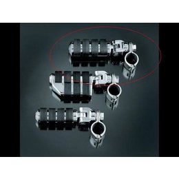 Kuryakyn ISO Pegs 1-1/4 Inch Magnum Quick Clamps