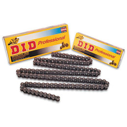 DID Chain 420 NZ3 Non O-Ring Chain 100 Links Black