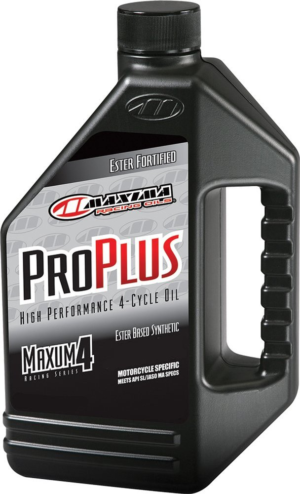 Maxima Pro Plus Maxum4 Full Synthetic Motorcycle