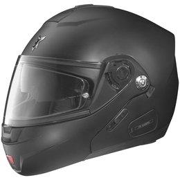 Flat Black Nolan Mens N91 N-com Outlaw Modular Helmet 2014