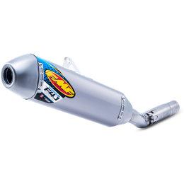 FMF Factory 4.1 RCT Slip-On Muffler Titanium Kawasaki KX450F KX450HHF 042331 Unpainted