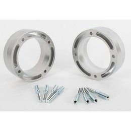Durablue EZ Wheel Spacers 4x156 2.5 For Polaris RZR 09-10 Unpainted
