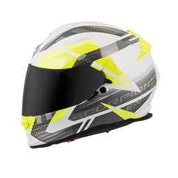 Scorpion EXO-T510 EXOT 510 Fury Full Face Helmet White