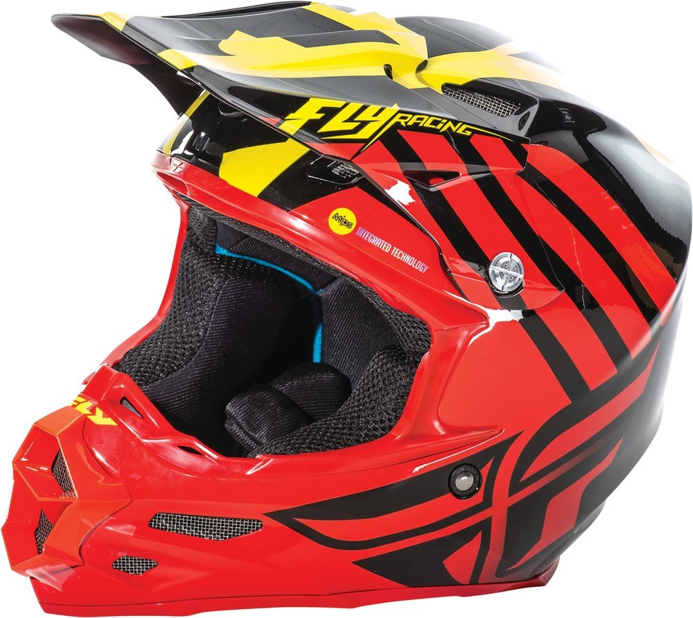 Discount Motorcycle Gear >> $399.95 Fly Racing F2 Carbon Zoom MIPS Helmet #237950