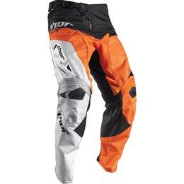 Thor Mens Fuse Pinin Pants Orange
