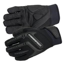 Black Scorpion Skrub Textile Gloves