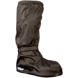 Fly Racing Heavy Duty Waterproof Boot Rain Covers Black
