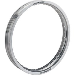 Moose Racing Rear Rim 2.15x19 32H Honda CR CRF Husqvarna CR125 Silver 0210-0200 Silver