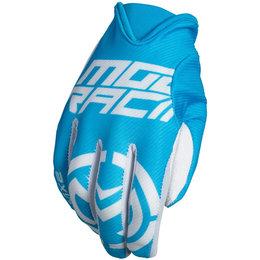 Moose Racing Mens MX2 MX Gloves Blue