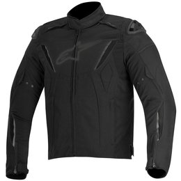 Alpinestars Mens T-GP R Waterproof Textile Jacket Black