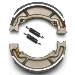 EBC Grooved Front Brake Shoes Single Set ONLY For Kawasaki Suzuki 603G