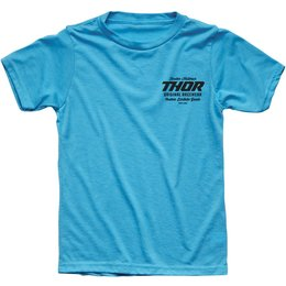 Thor Youth Boys The Goods T-Shirt Blue
