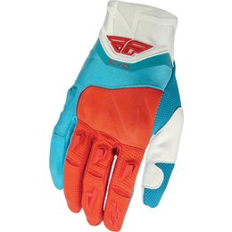Fly Racing Youth Boys Evolution Textile Gloves Red