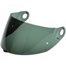 Dark Green Nolan Replacement Shield For N90 N-com Modular Helmet One Size