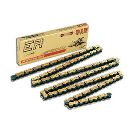 DID Chain 420 NZ3 Non O-Ring Chain 120 Links Gold