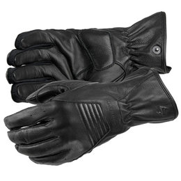 Black Scorpion Full Cut Leather Gloves