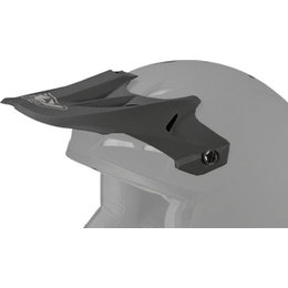 Matte Black Fly Racing Replacement Visor For Kinetic Dash Helmet