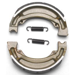 EBC Grooved Front Or Rear Brake Shoes Single Set ONLY For Kawasaki Suzuki 604G