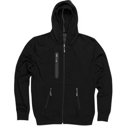 RSD Mens Black Ops Zip Graphic Hoody Black