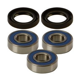 All Balls Wheel Bearing And Seal Kit Rear For BMW F650GS F800GS F800GT F800R Unpainted