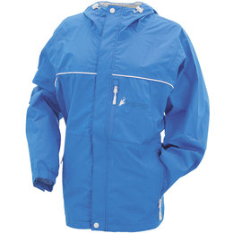 Frogg Toggs Womens Java Toadz Rain Jacket Blue