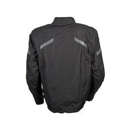 Scorpion Mens Optima Armored Textile Riding Jacket Black