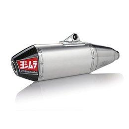 Yoshimura Aluminum RS-4 Slip On Exhaust System F/ Yamaha YZ250F 2014 231012D320 Metallic
