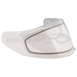 GMax GM49Y/S GM54/S GM78/S Dual Pane Lens Snowmobile Helmet Shield Transparent