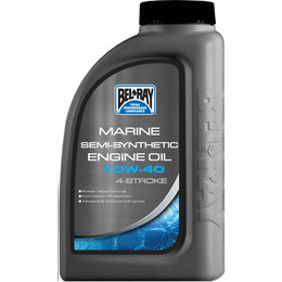 Bel-Ray Marine Semi-Synthetic 4T Engine Oil 1 Liter 99750-BT1 Unpainted