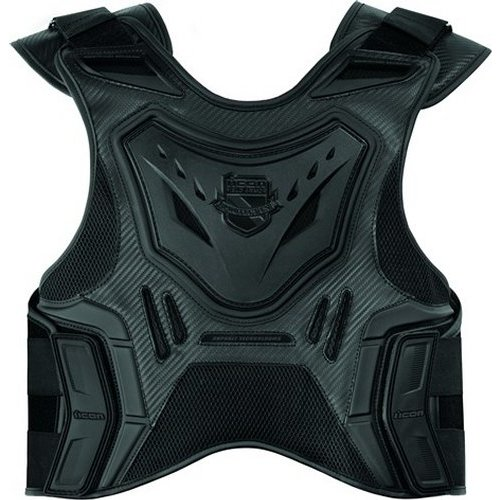 $130.00 Icon Stryker Field Armor Protection Vest #121070