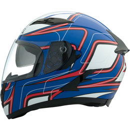 Z1R Strike OPS SV Full Face DOT Approved Helmet Blue