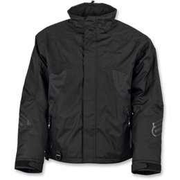 Arctiva Mens Pivot Insulated Waterproof Jacket Black
