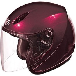 GMax GM17 SPC Open Face Helmet Red