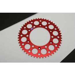 Renthal Rear Sprocket 48T Red For Honda CR-250R CRF XR-650R
