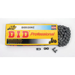 DID Chain 520 NZ Non O-Ring Chain 90 Links Black