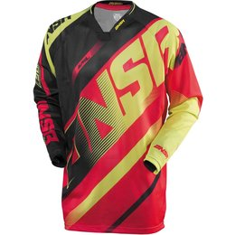 Answer Mens Alpha Air Motocross MX Riding Jersey Red