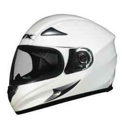 Pearl White Afx Mens Fx-90 Fx90 Full Face Helmet
