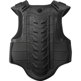 Icon Womens Stryker Armor Protection Vest Stealth Black