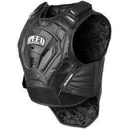 Black Speed & Strength Lunatic Fringe Protection Vest 2013