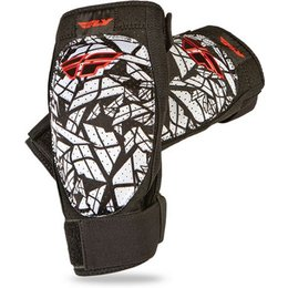 Black Fly Racing Barricade Elbow Guard Pair 2013