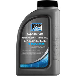 Bel-Ray Marine Semi-Synthetic 4T Engine Oil 4 Liter 99750-BT4 Unpainted