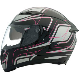 Z1R Womens Strike OPS SV Full Face DOT Approved Helmet Black