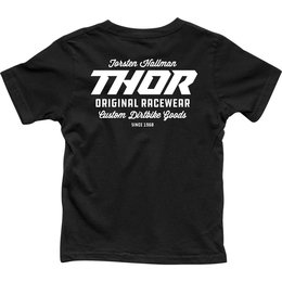 Thor Youth Boys The Goods T-Shirt Black
