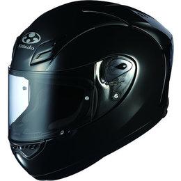 Flat Black Kabuto Mens Ff-5v Ff5v Full Face Helmet 2014