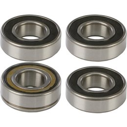 All Balls Wheel Bearing Kit 25-1692 For Harley Davidson
