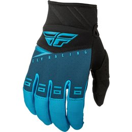 Fly Racing Mens F-16 F16 Gloves Blue