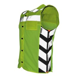 Missing Link Mens Meshed Up Safety Vest 2015