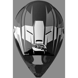 Black, White Msr Mens Replacement Visor For Mav1 Helmet 2014 Black White