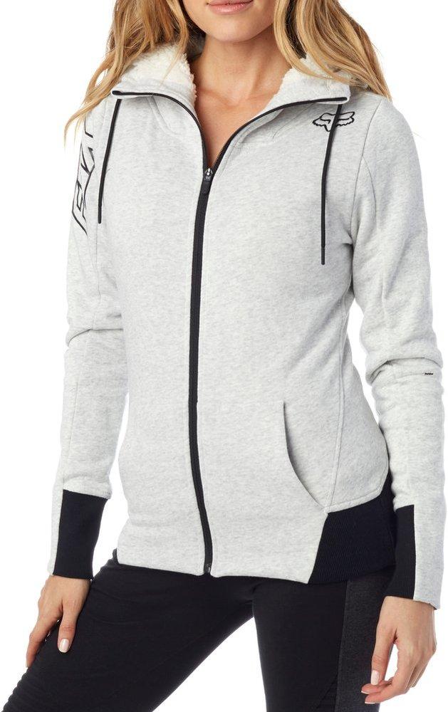 Womens sherpa hoodie